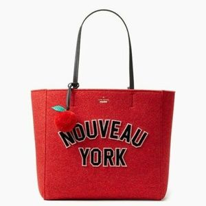 Kate Spade New York Nouveau York Hallie Tote